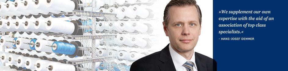 Wirtschaftsprüfer | Steuerberater | Hans-Josef Demmer | Köln